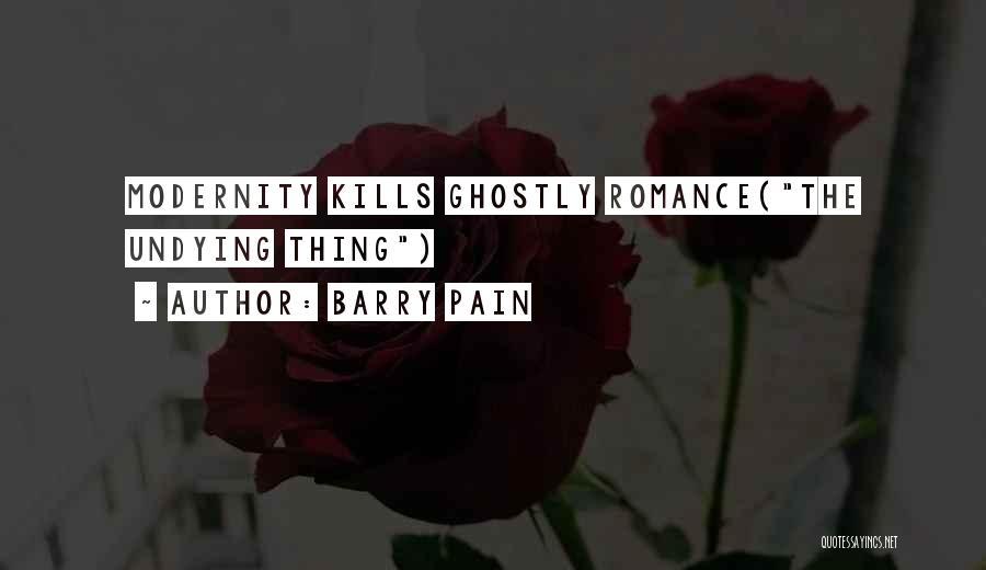 Barry Pain Quotes 1801853