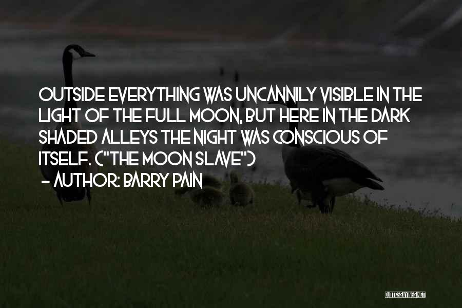 Barry Pain Quotes 209749