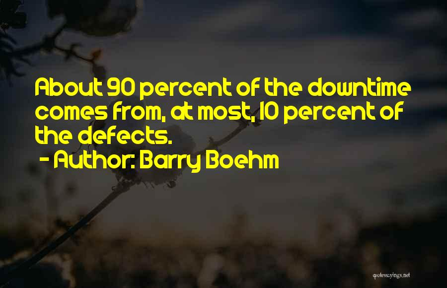 Barry Quotes By Barry Boehm