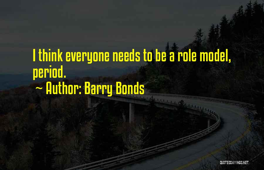 Barry Quotes By Barry Bonds