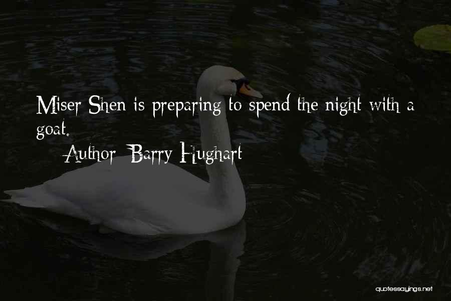 Barry Quotes By Barry Hughart