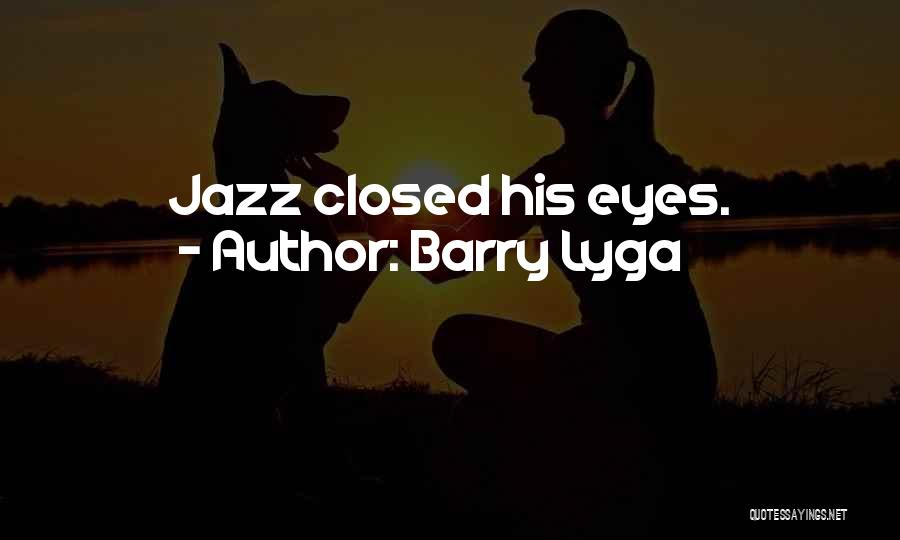 Barry Quotes By Barry Lyga