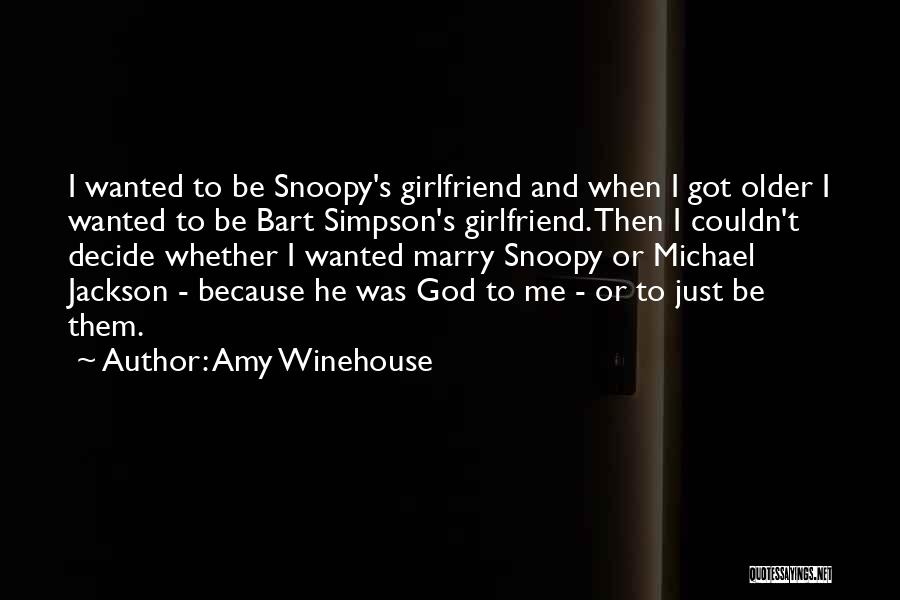 Bart Simpson Quotes By Amy Winehouse