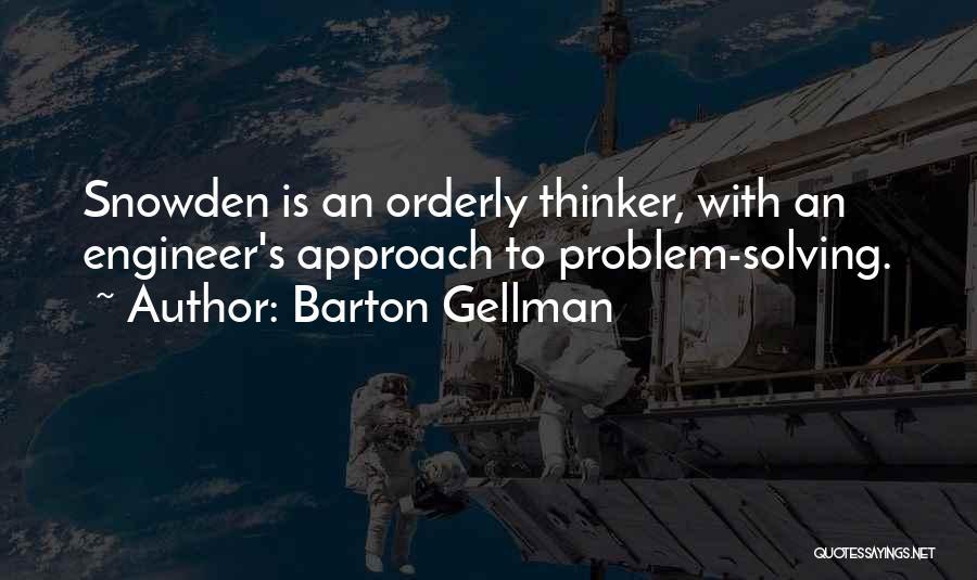 Barton Gellman Quotes 1076234
