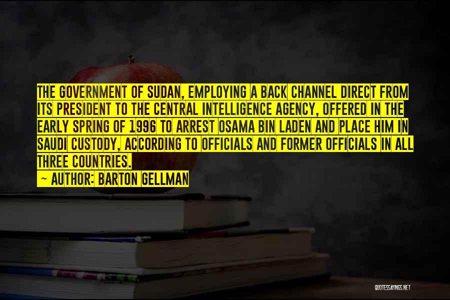 Barton Gellman Quotes 1099625