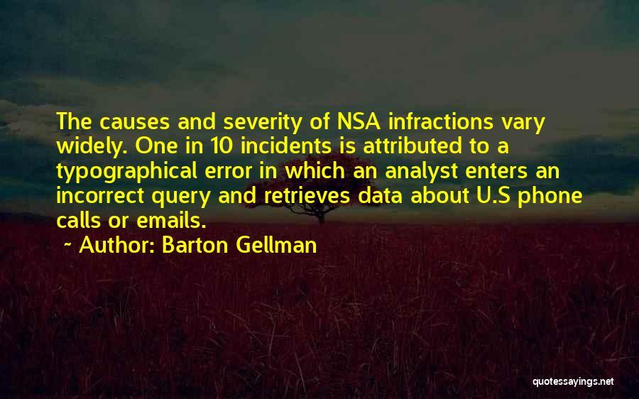 Barton Gellman Quotes 2055199