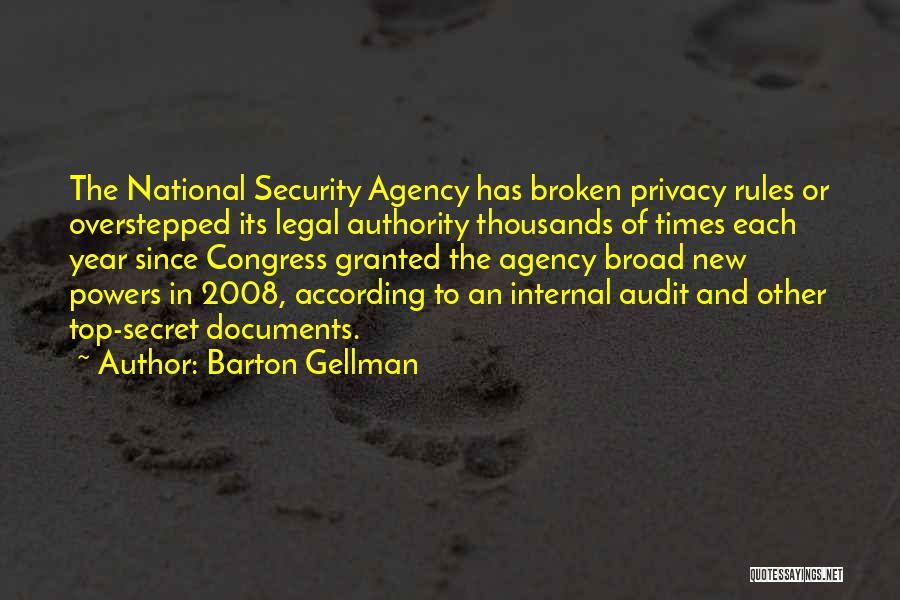 Barton Gellman Quotes 474989