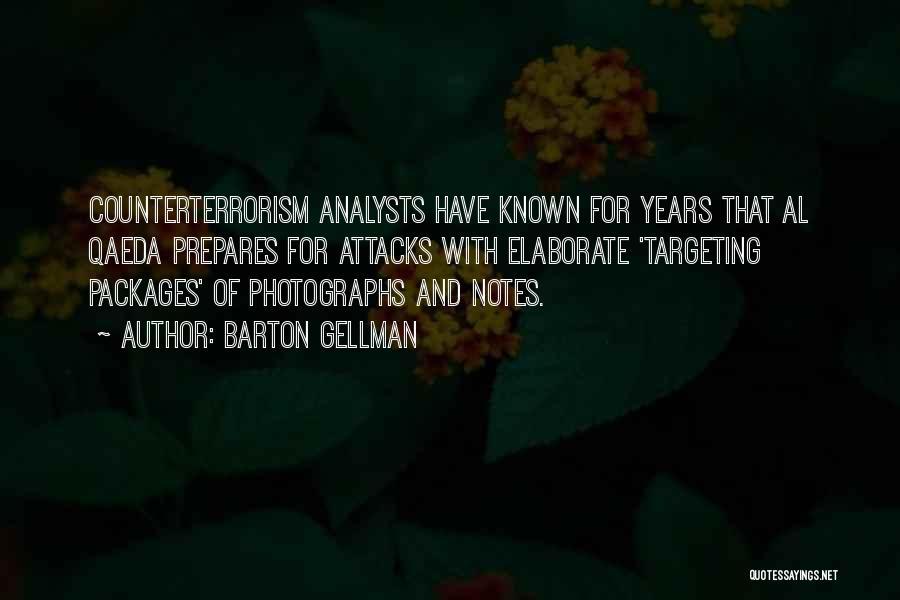 Barton Gellman Quotes 88262