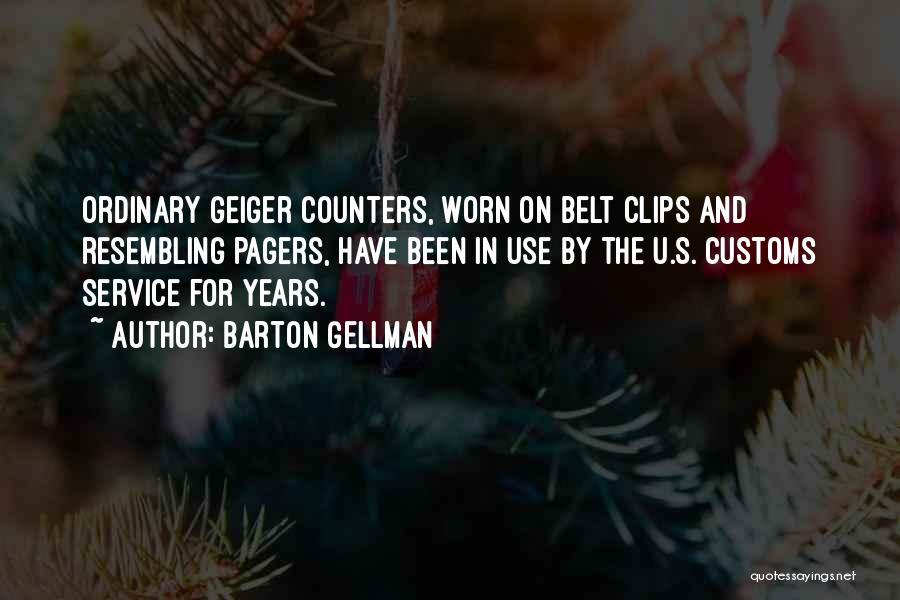 Barton Gellman Quotes 956726