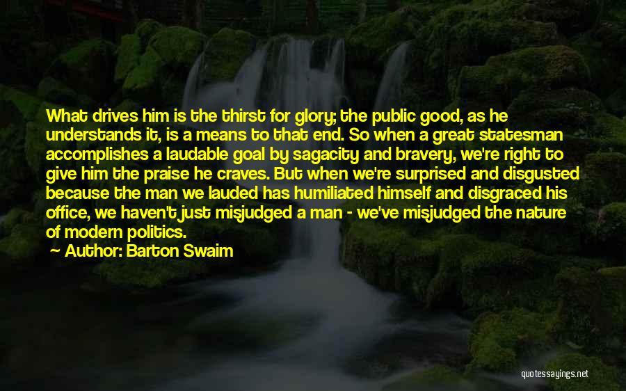 Barton Swaim Quotes 958415