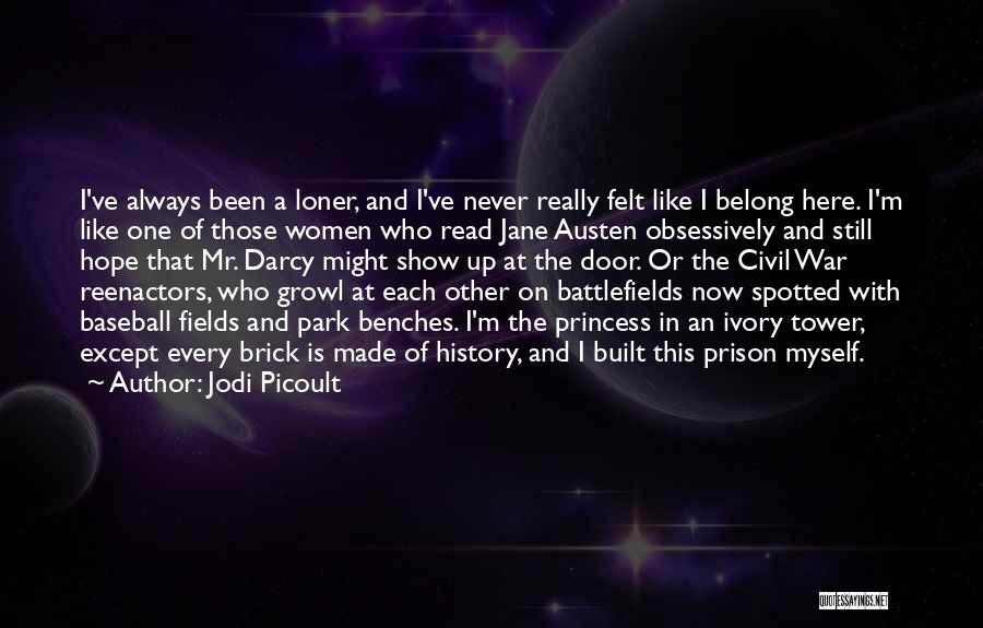 Baseball Fields Quotes By Jodi Picoult