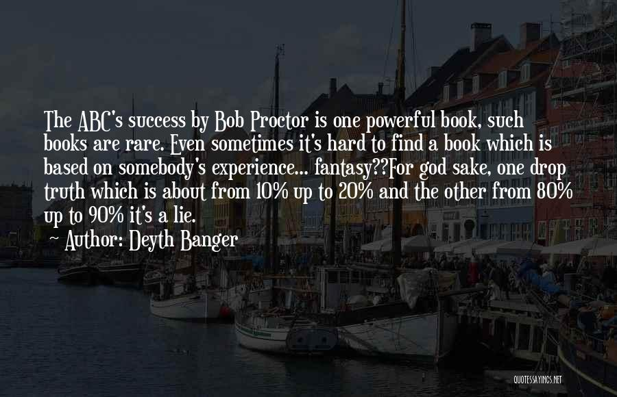 Based God Quotes By Deyth Banger
