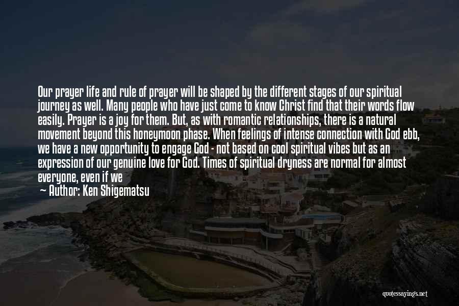 Based God Quotes By Ken Shigematsu