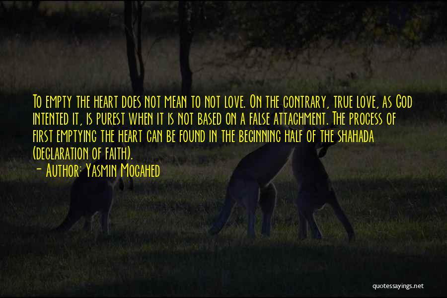 Based God Quotes By Yasmin Mogahed