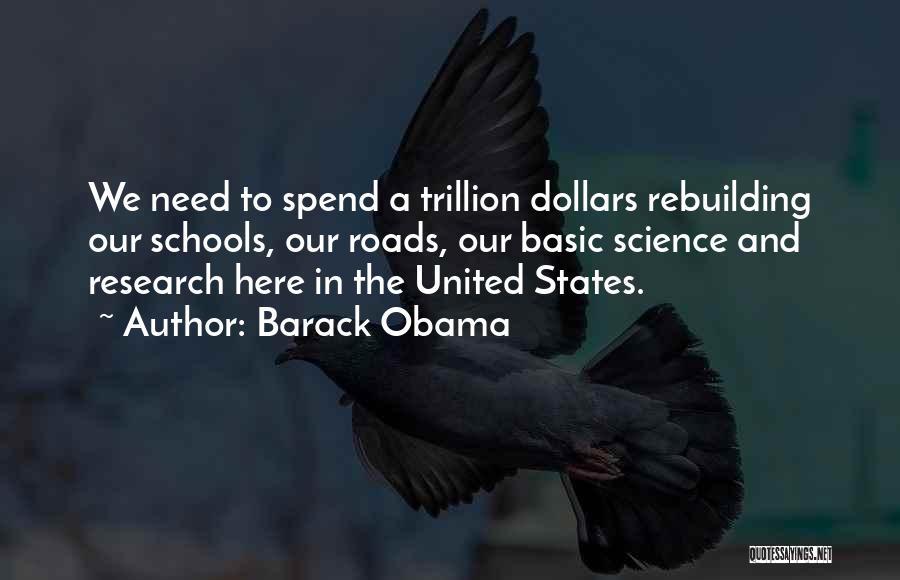 Basic Needs Quotes By Barack Obama