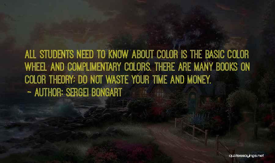 Basic Needs Quotes By Sergei Bongart