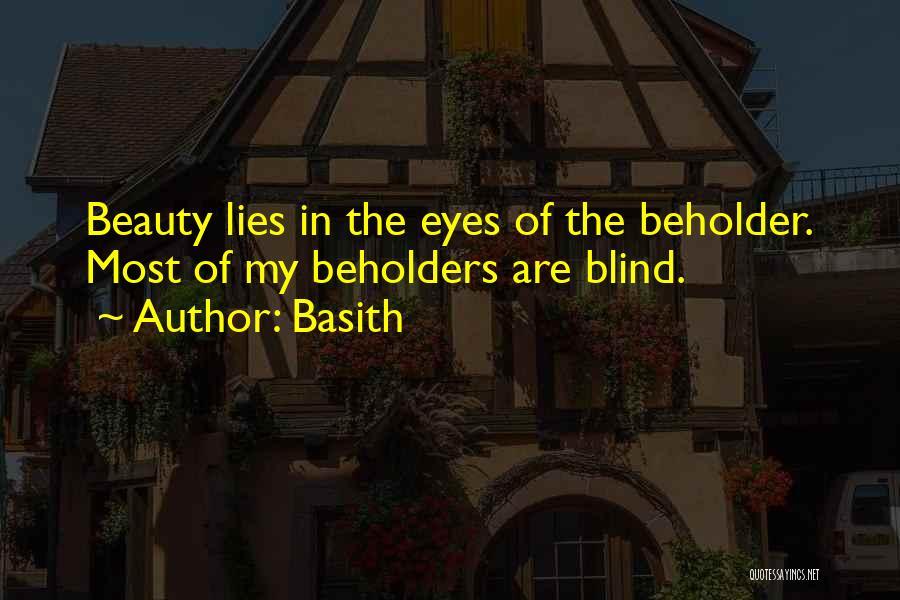 Basith Quotes 143722