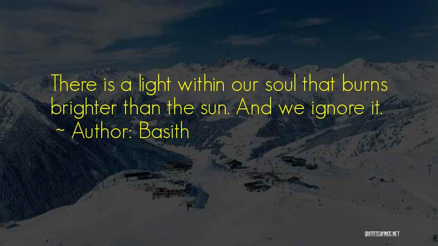 Basith Quotes 1784960
