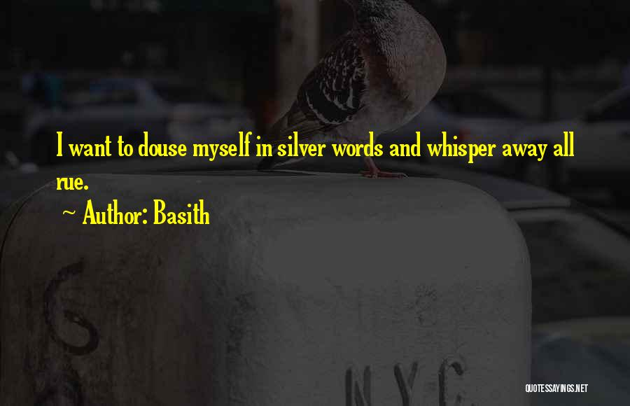 Basith Quotes 191594