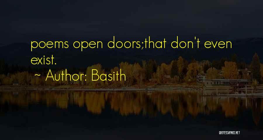 Basith Quotes 470386