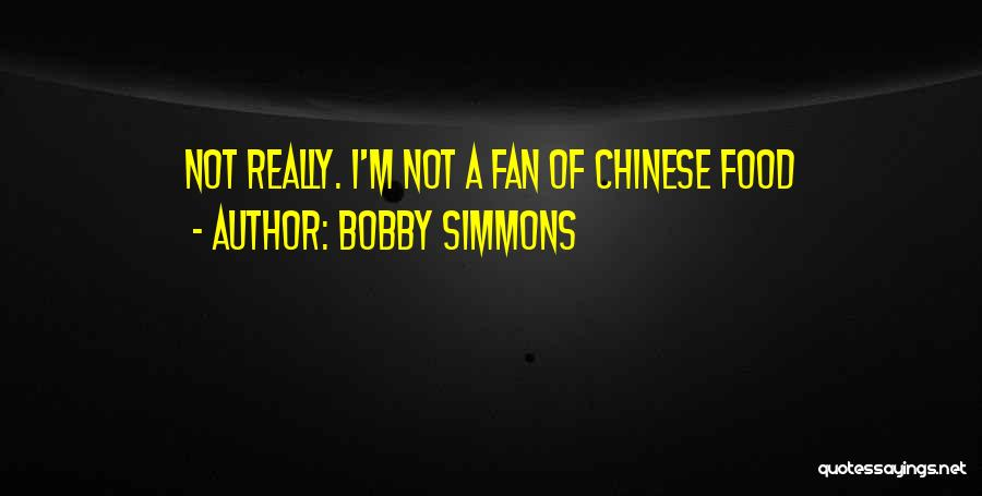 Basketball Fans Quotes By Bobby Simmons
