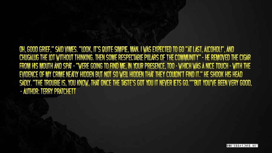 Bastard Man Quotes By Terry Pratchett