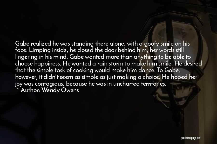 Battle Dance Quotes By Wendy Owens