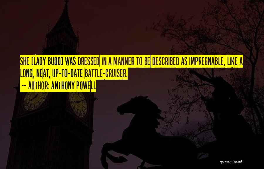 Battle Dress Quotes By Anthony Powell