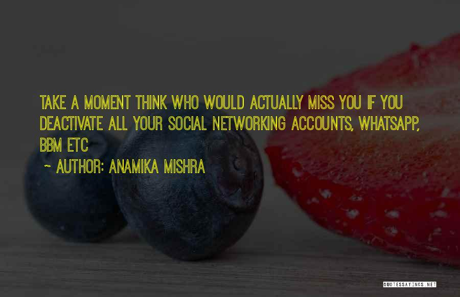 Bbm Off Quotes By Anamika Mishra