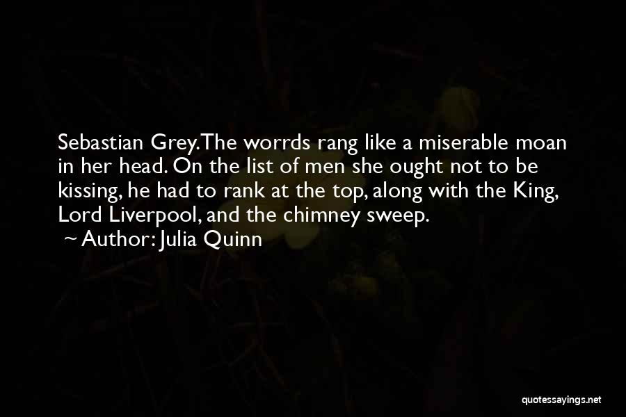 Be A King Quotes By Julia Quinn