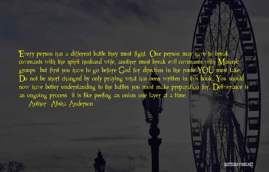 Be Different Short Quotes By Alisha Anderson