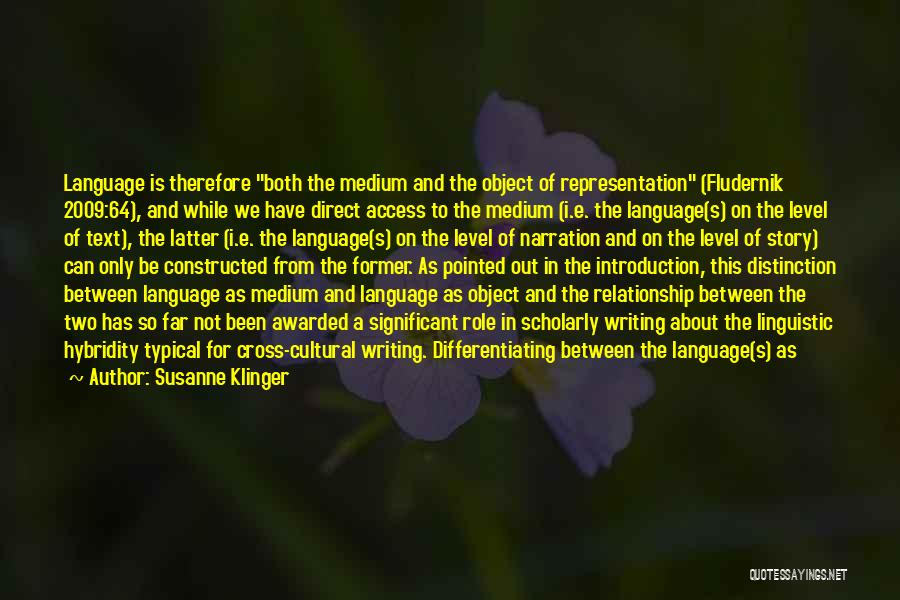 Be Different Short Quotes By Susanne Klinger