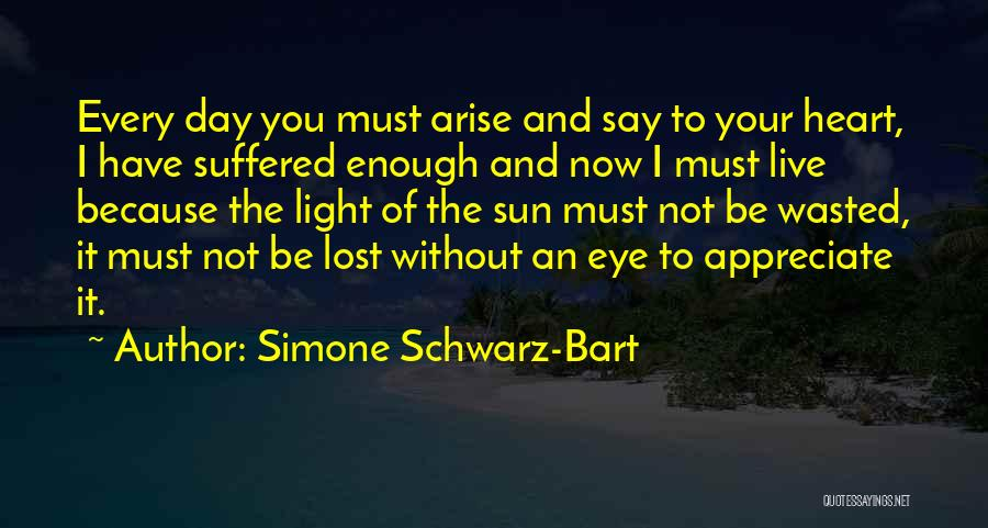 Be Lost Without You Quotes By Simone Schwarz-Bart