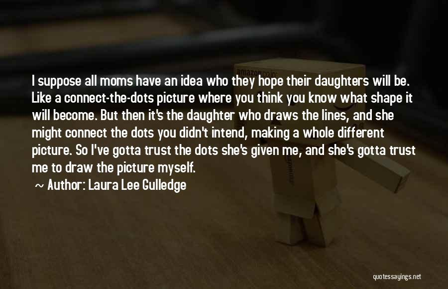 Be You Picture Quotes By Laura Lee Gulledge