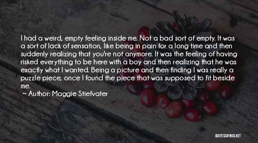 Be You Picture Quotes By Maggie Stiefvater