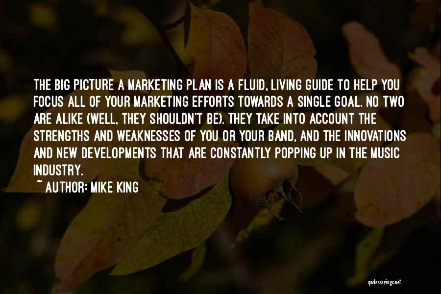Be You Picture Quotes By Mike King