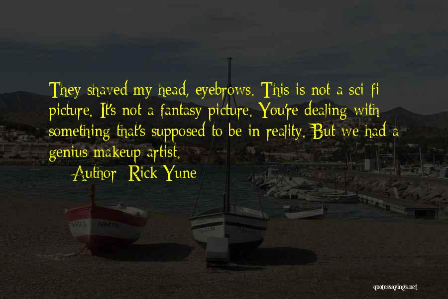 Be You Picture Quotes By Rick Yune