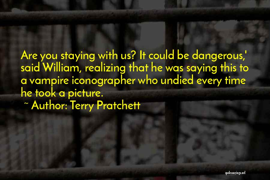 Be You Picture Quotes By Terry Pratchett