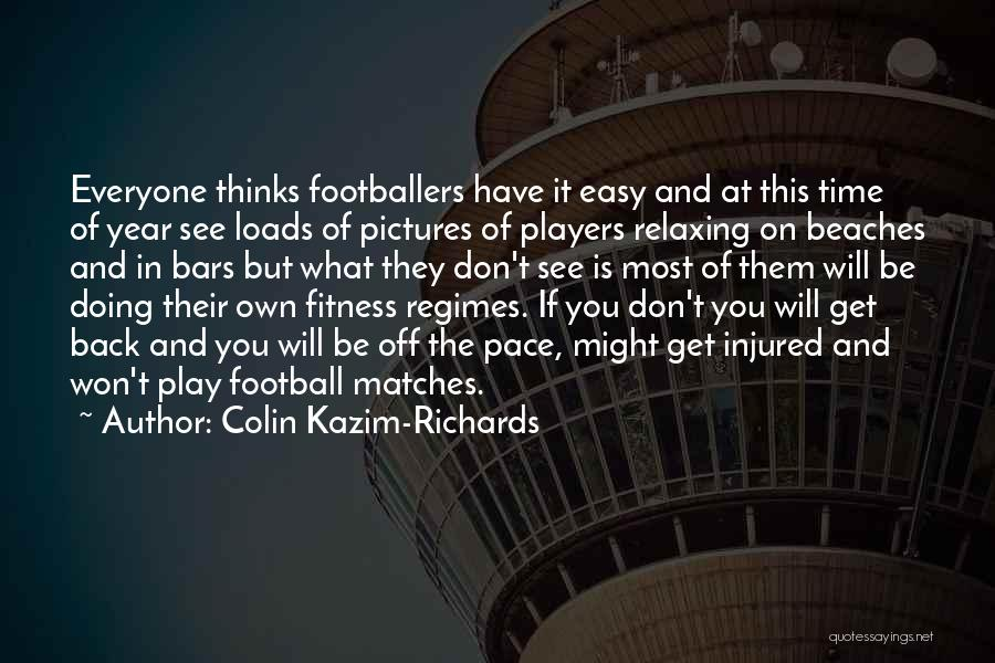 Beach Pictures And Quotes By Colin Kazim-Richards