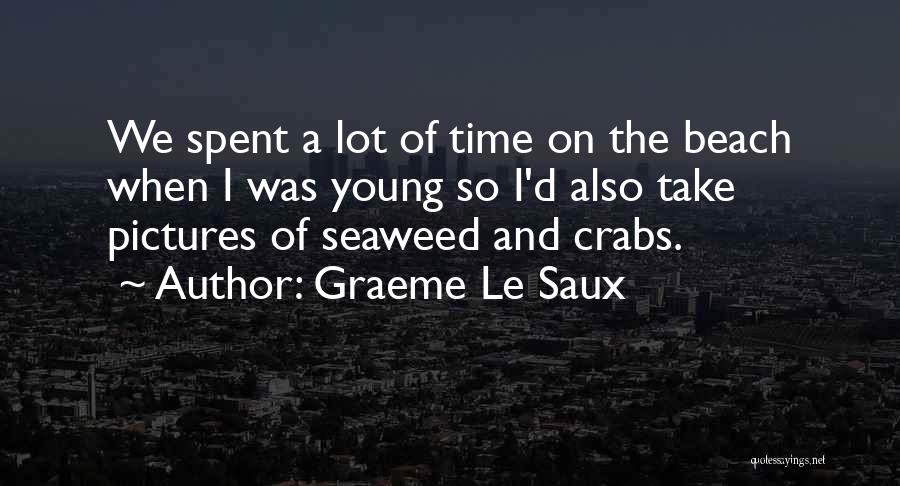 Beach Pictures And Quotes By Graeme Le Saux