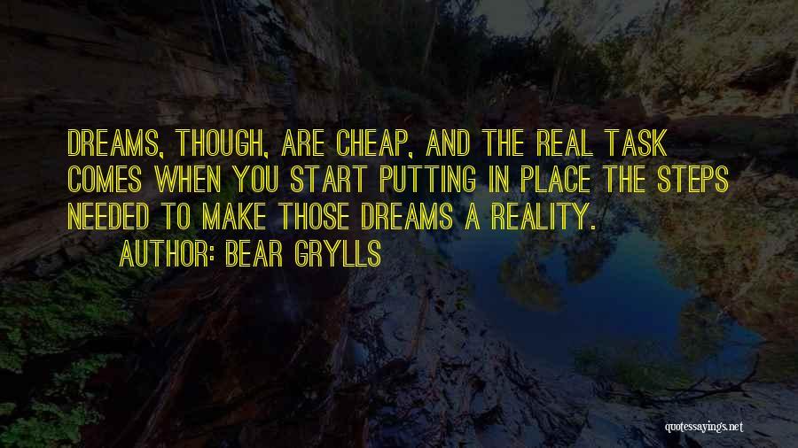 Bear Grylls Quotes 1716976