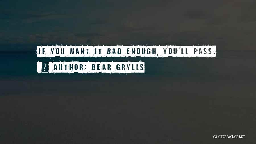 Bear Grylls Quotes 2176389