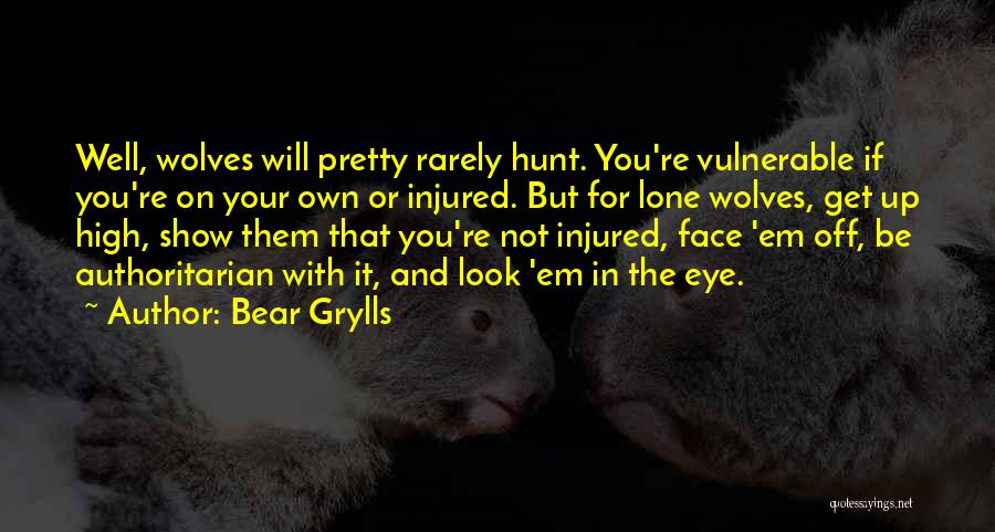 Bear Grylls Quotes 287272