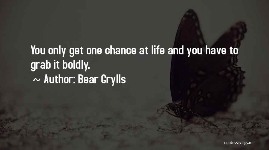 Bear Grylls Quotes 77635