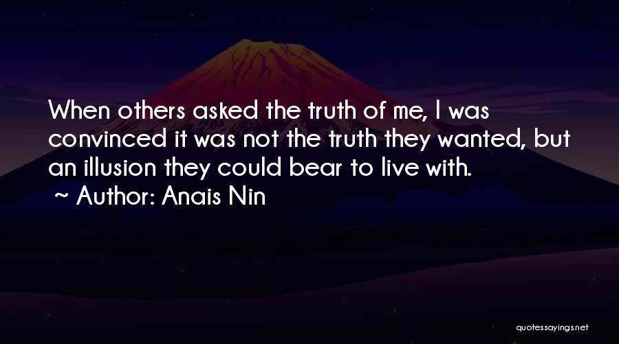 Bear Quotes By Anais Nin