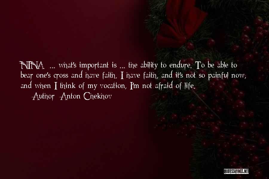 Bear Quotes By Anton Chekhov