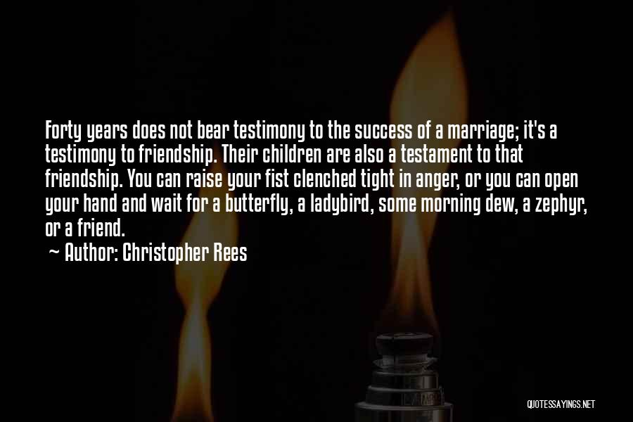 Bear Quotes By Christopher Rees
