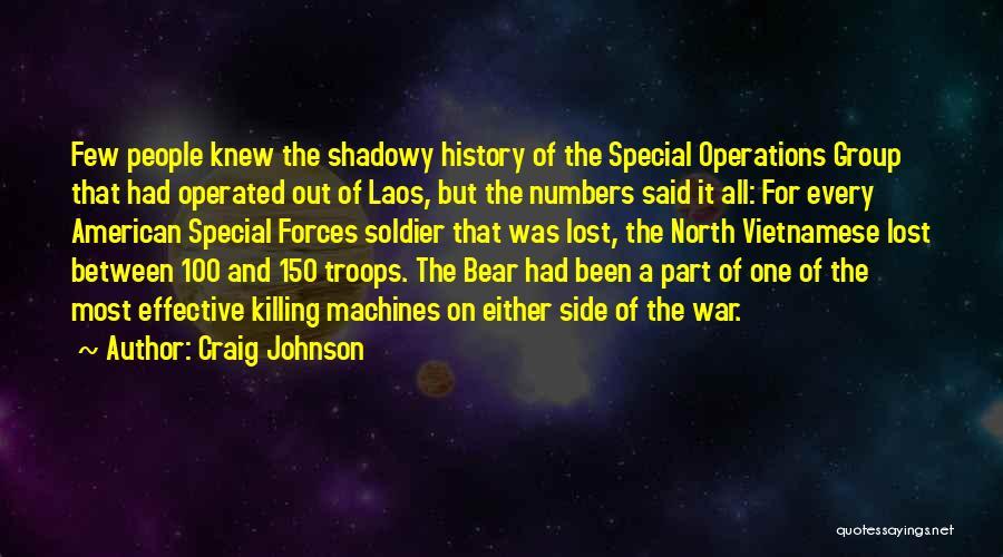 Bear Quotes By Craig Johnson