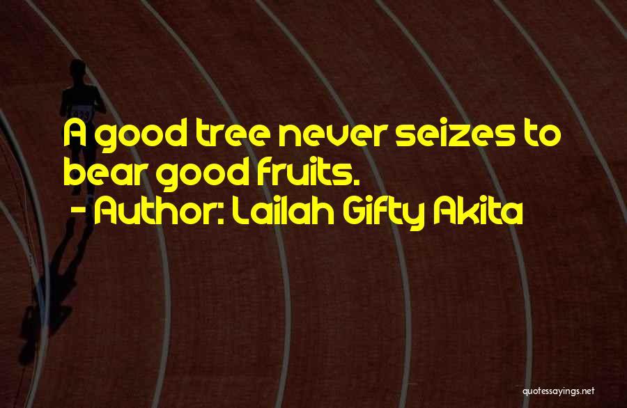 Bear Quotes By Lailah Gifty Akita