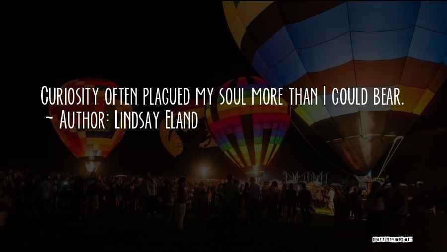 Bear Quotes By Lindsay Eland